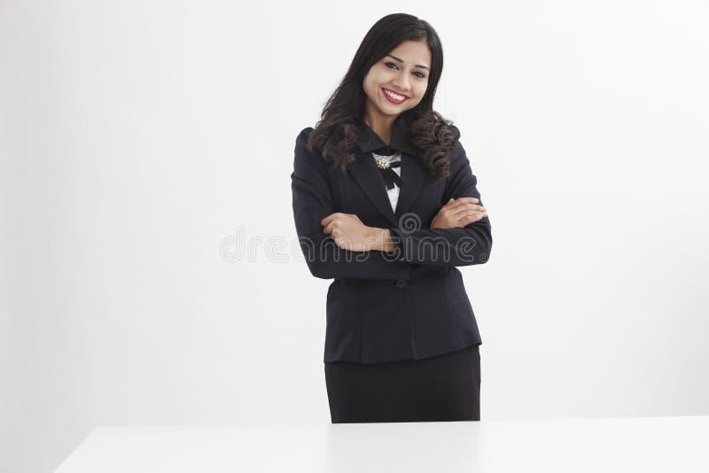 Ufny Bizneswoman obrazy stock