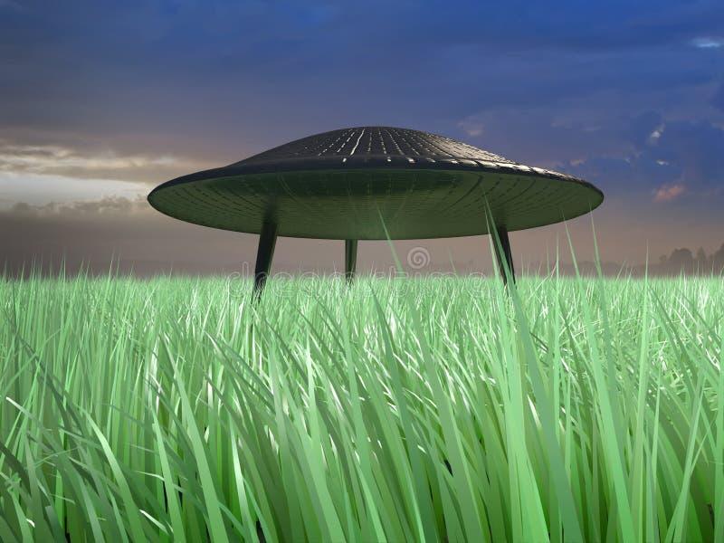 UFO foto de archivo libre de regalías