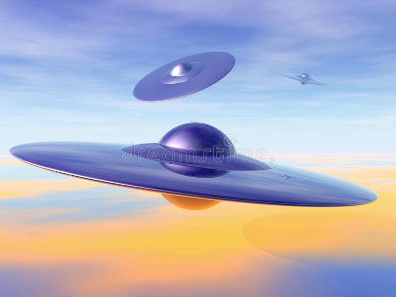 Download UFO Stock Image - Image: 21107451