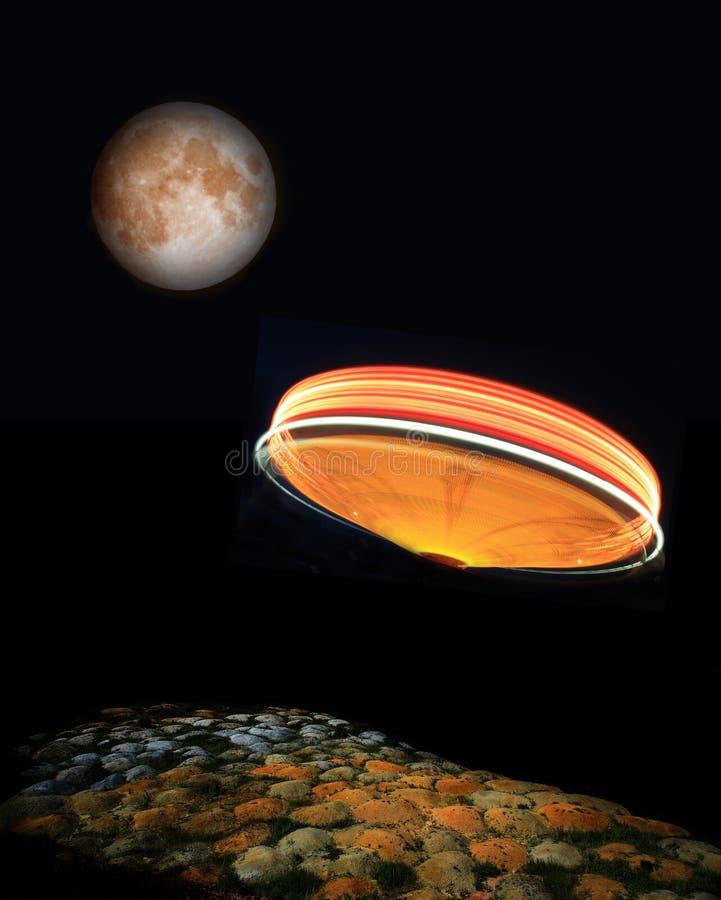 UFO стоковые фотографии rf