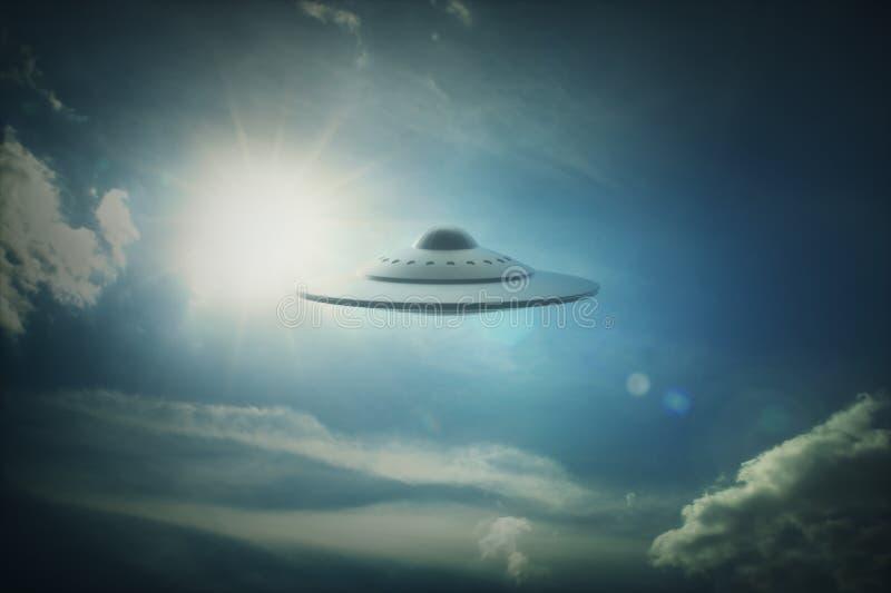 UFO stock illustratie