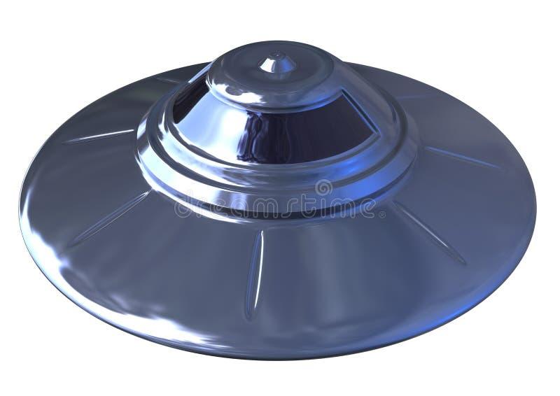UFO aislado ilustración del vector