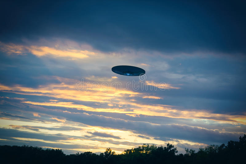UFO di Fliing