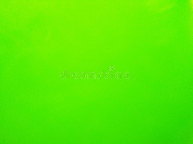 UFO-Grün und glatte grüne Farbe auf Hintergrundtendenzen der Jahre 2019 lizenzfreie stockfotos