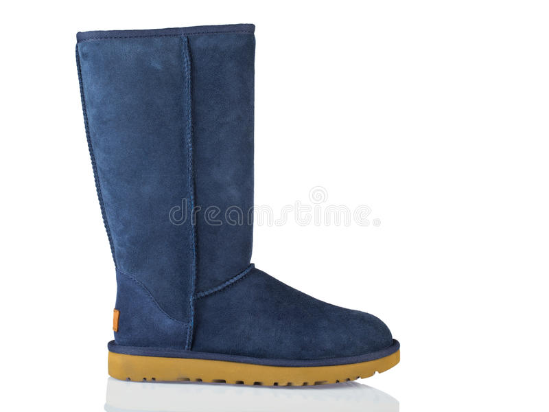 UGG new classic tall royalty free stock images