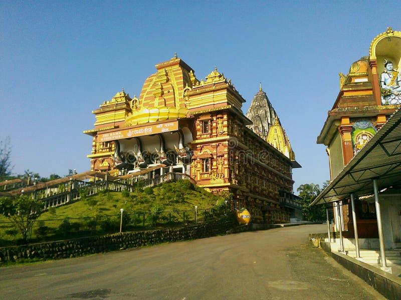 Ugire för Sri RAMkshetra arkivbilder