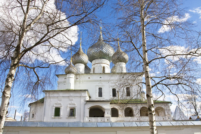 Uglich Ryssland royaltyfri foto