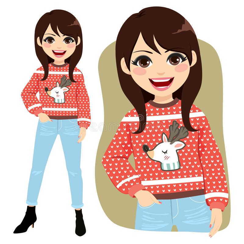 Free Ugly Christmas Sweater Stock Image - 126000371