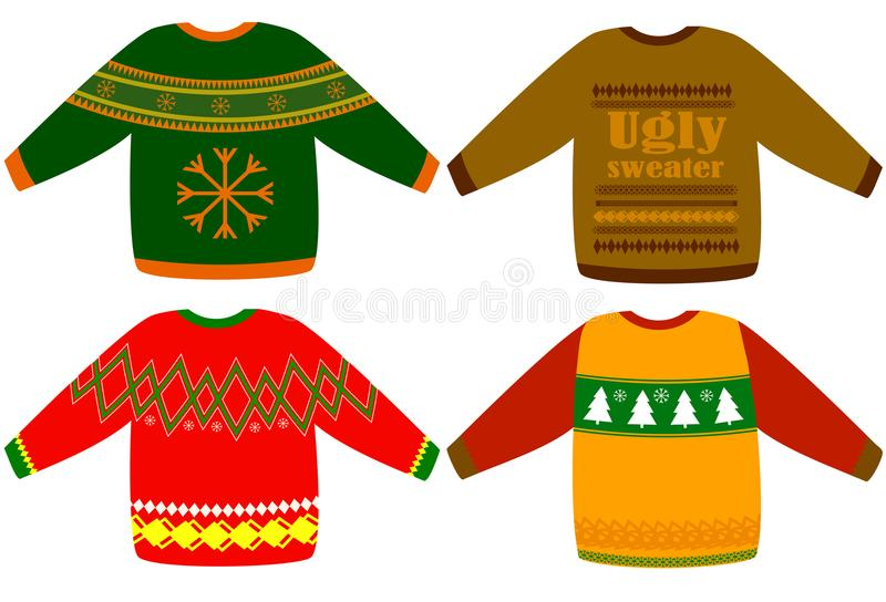 Ugly Christmas Sweaters Stock Illustrations 368 Ugly Christmas Sweaters Stock Illustrations Vectors Clipart Dreamstime