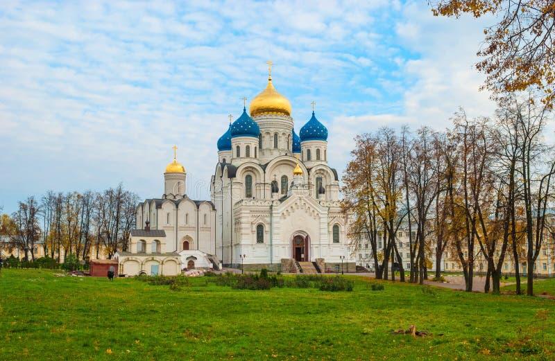 Ugreshsky-Kloster von Sankt Nikolaus stockfotos