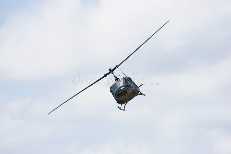 UH-1 Huey foto de stock royalty free
