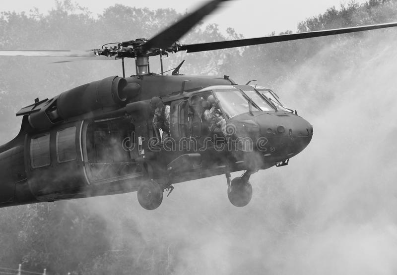UH-72 Lakota fotografia stock libera da diritti