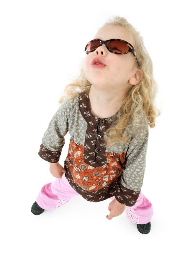 uhhh dziecka zdjęcie stock