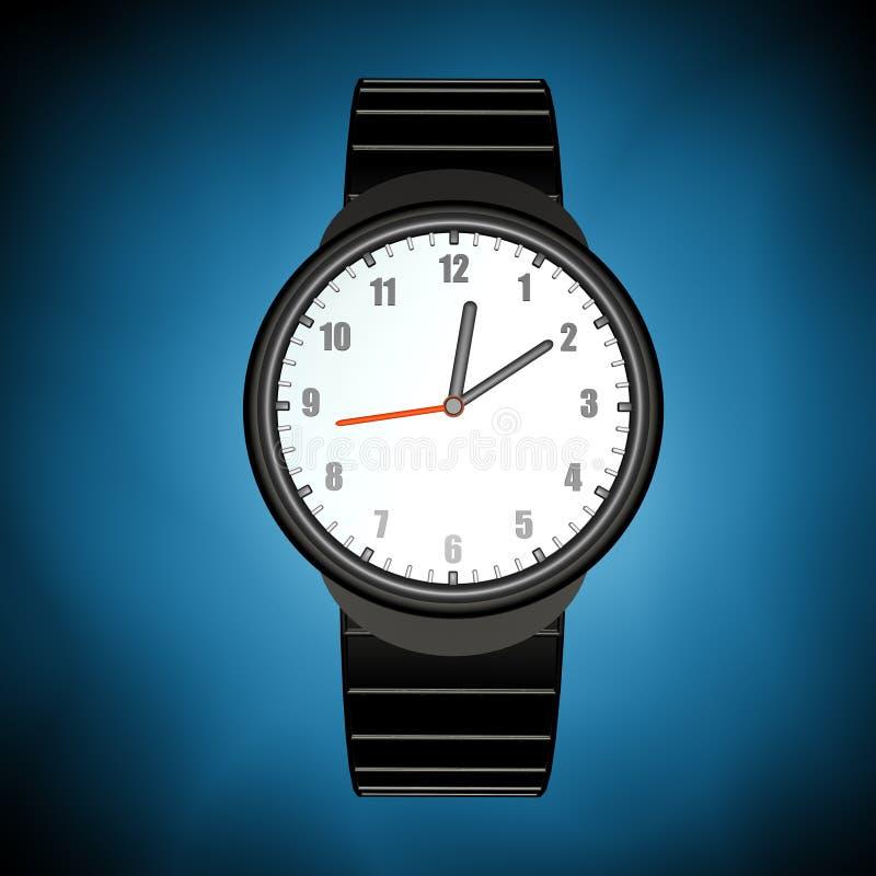Uhr lizenzfreie abbildung