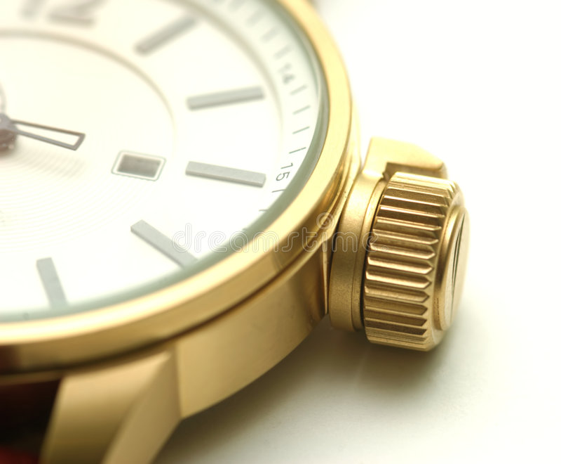 Uhr stockfoto