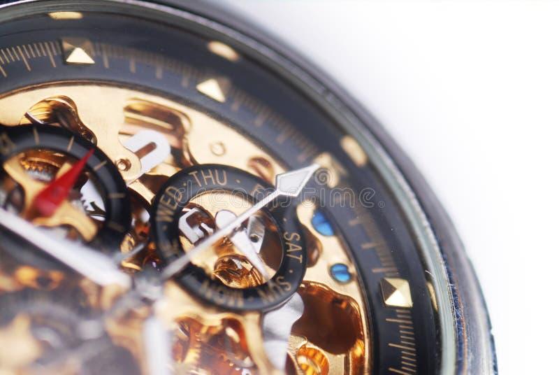 Uhr lizenzfreie stockfotos