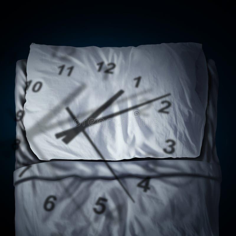 Uhr-Druck lizenzfreie abbildung