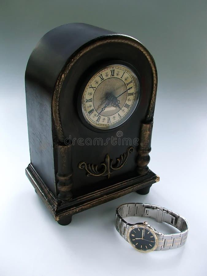 Uhren stockbilder
