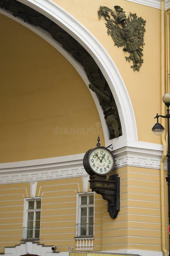 Uhren stockfoto