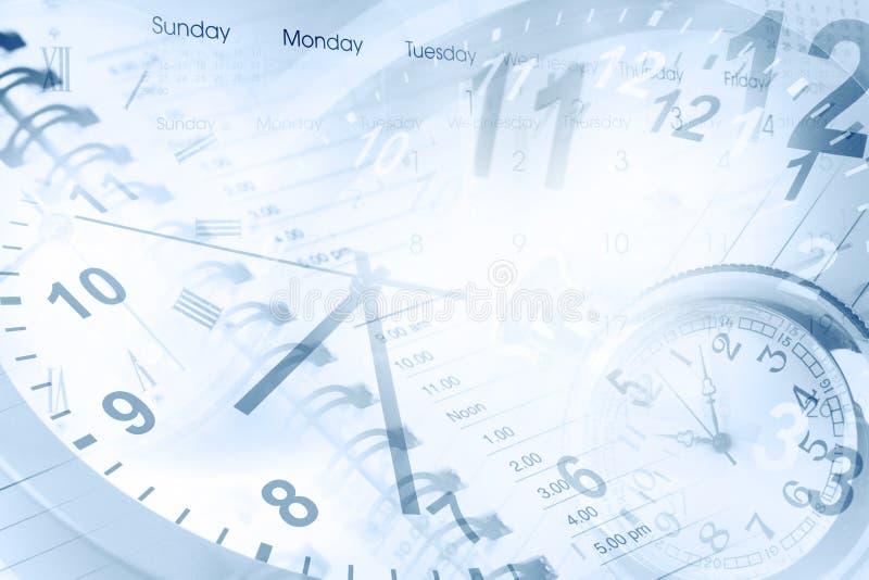 Uhren und Kalender stockfotos