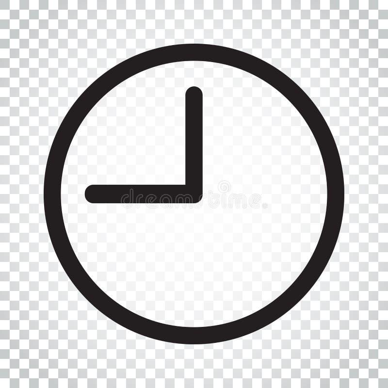 Download Uhrikonenillustration R Einfacher Bus Vektor Abbildung - Illustration von stoppuhr, symbol: 96935849
