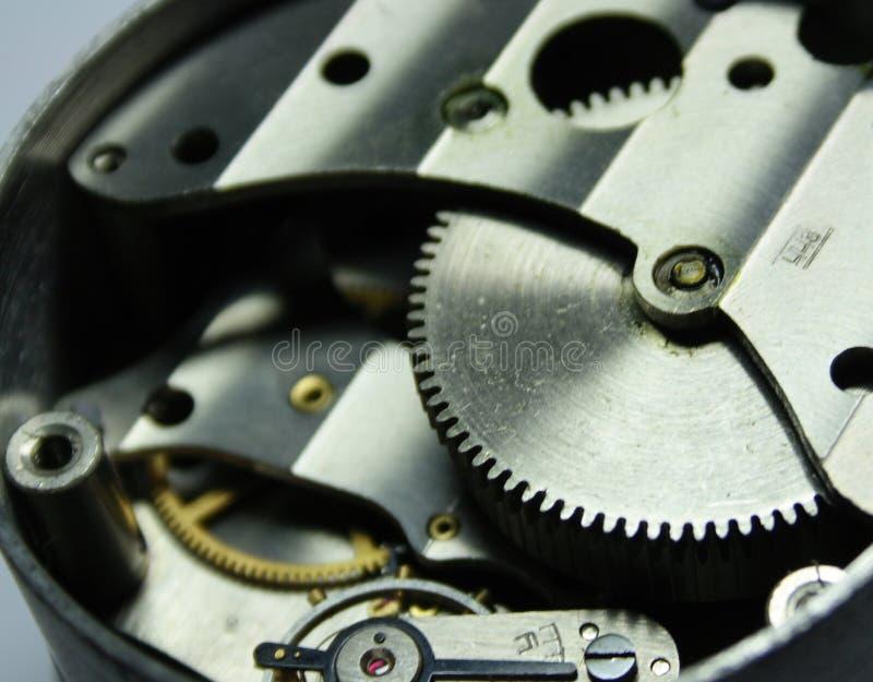 Uhrwerke lizenzfreies stockfoto