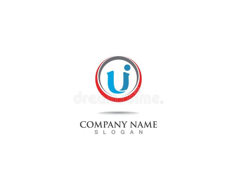 ui biznesowy logo i wektoru szablon ilustracji