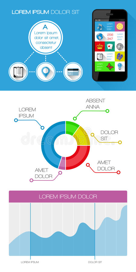 Download Ui, Infographics And Web Elements Stock Vector - Image: 36015551