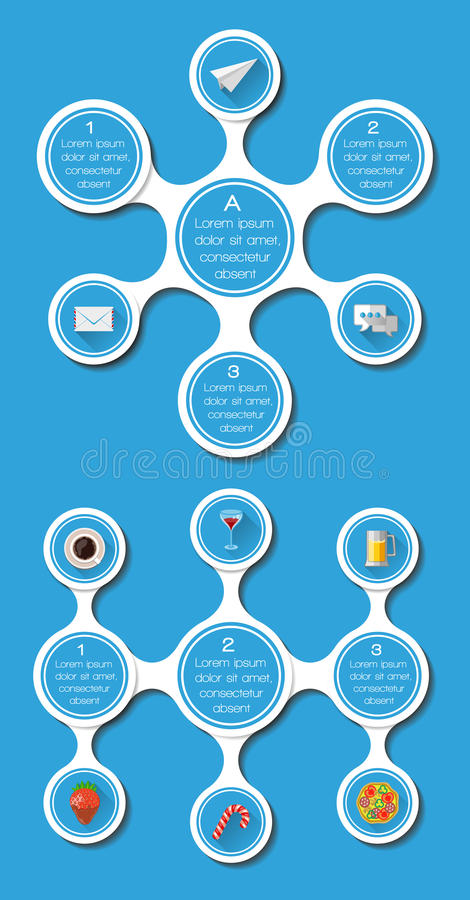 Download Ui, Infographics And Web Elements Stock Illustration - Image: 36296100