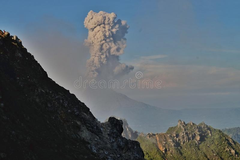 uitbarsting stock foto's