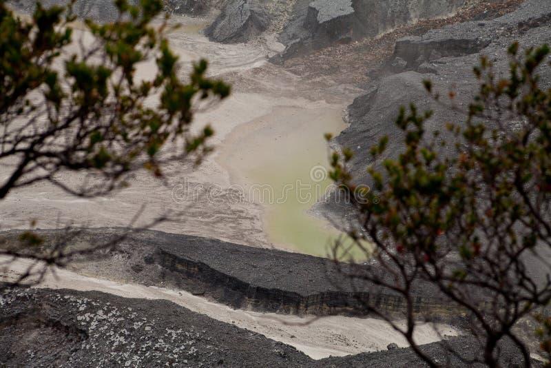 Uitgestorven Vulkaan royalty-vrije stock foto's