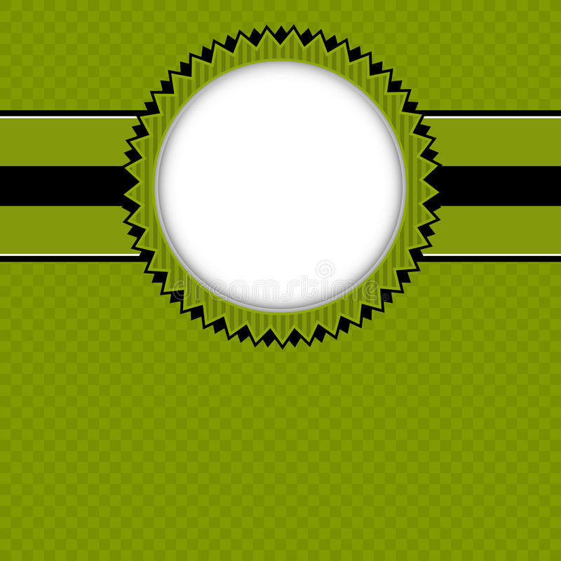 Uitnodigingskaart vector illustratie