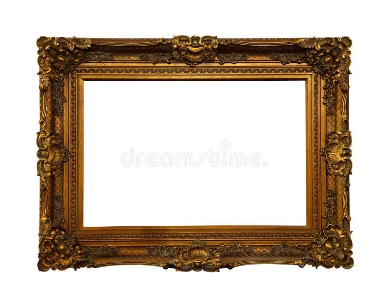 Uitstekend Barok kader stock fotografie