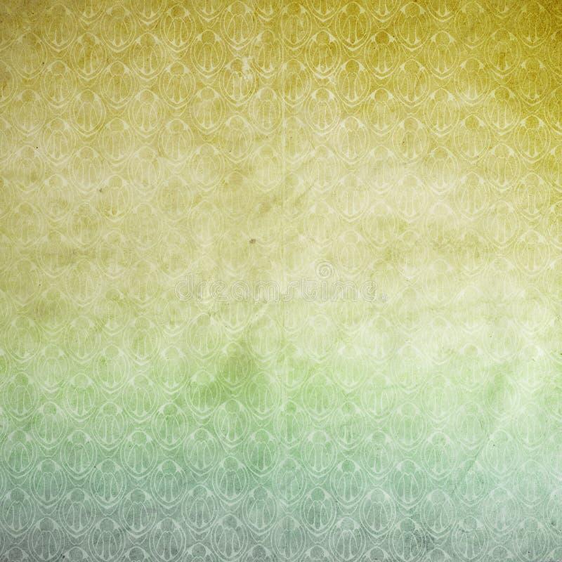 Uitstekend behangpatroon, document textuur royalty-vrije stock foto
