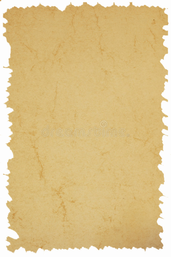 Uitstekend document #3 vector illustratie