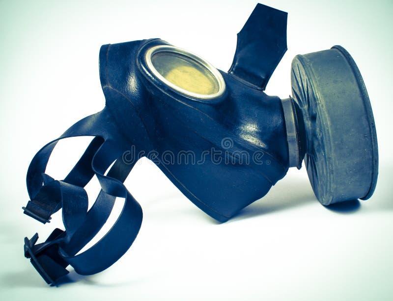 Uitstekend Duits burgerlijk gasmasker WO.II royalty-vrije stock afbeelding