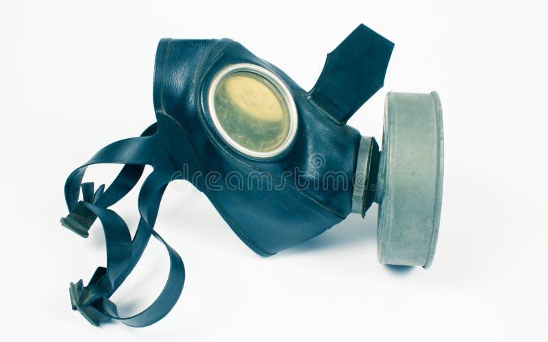 Uitstekend Duits burgerlijk gasmasker WO.II royalty-vrije stock afbeeldingen
