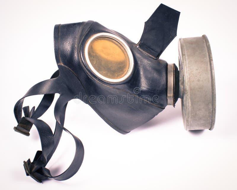 Uitstekend Duits burgerlijk gasmasker WO.II royalty-vrije stock foto