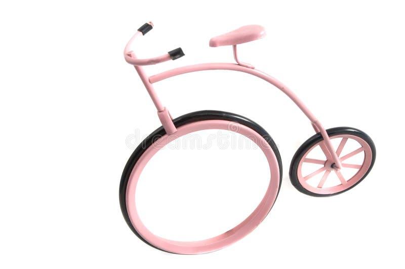 Uitstekend fietsstuk speelgoed stock fotografie