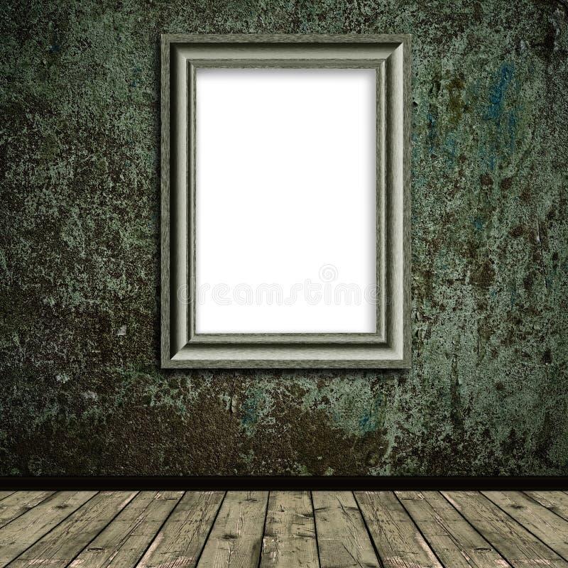 Uitstekend frame stock afbeelding