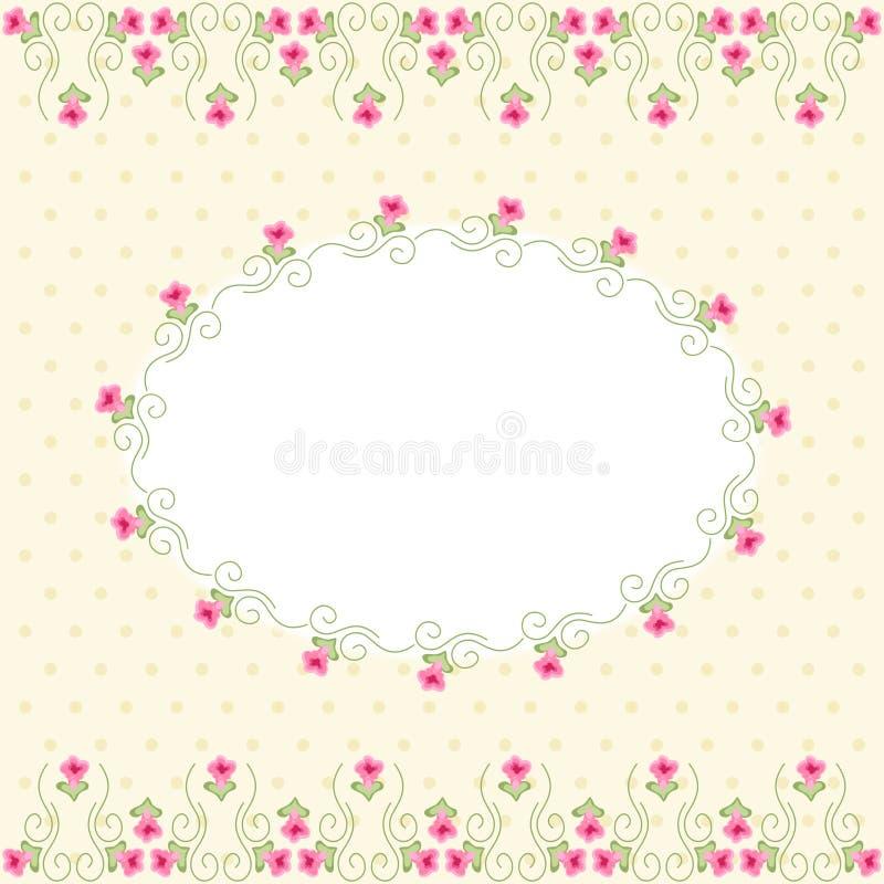 Uitstekend Frame 3 royalty-vrije illustratie