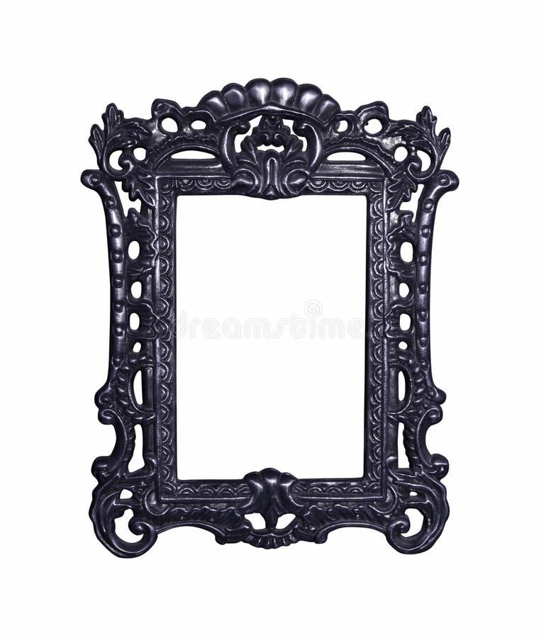 Uitstekend frame met het knippen van weg stock foto