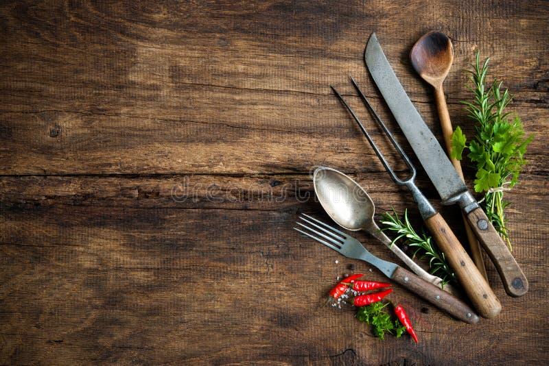Uitstekend keukengerei stock foto's