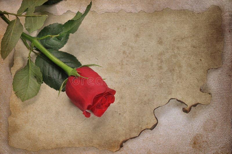 Uitstekend liefdebericht royalty-vrije stock foto's