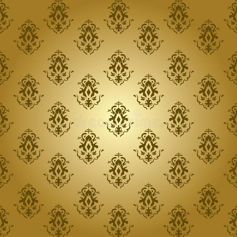 Uitstekend Patroon royalty-vrije illustratie