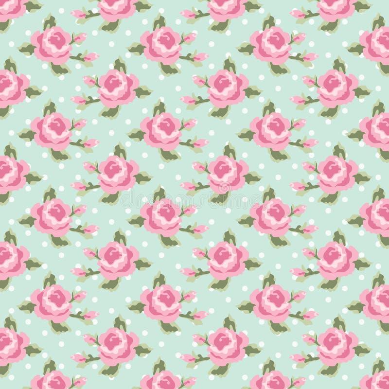 Uitstekend patroon 1 vector illustratie