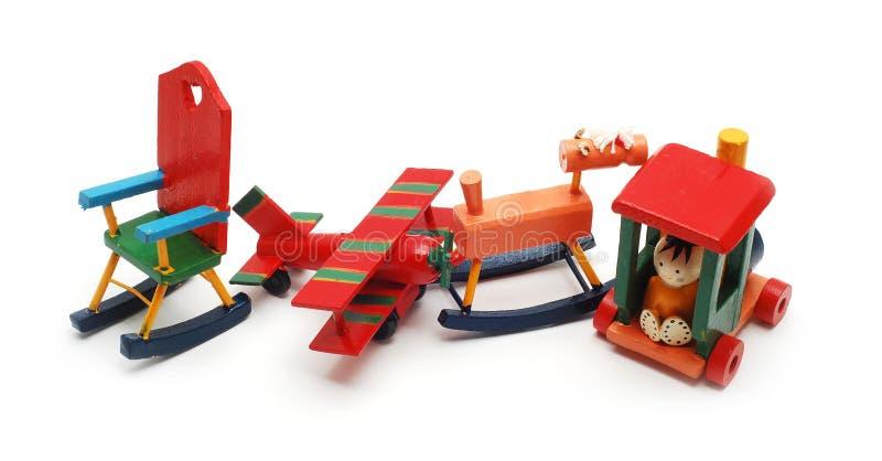 Uitstekend speelgoed royalty-vrije stock afbeelding