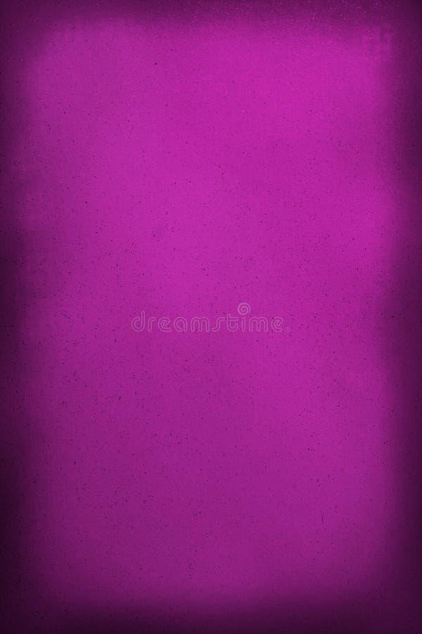 Uitstekend violet oud document royalty-vrije illustratie