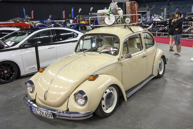 Uitstekend Volkswagen Beetle stock foto's