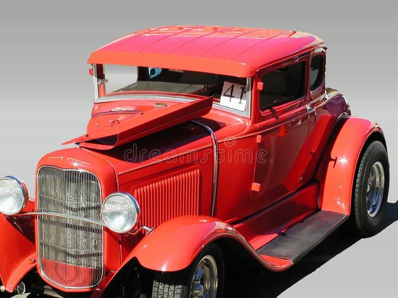 Download Uitstekende Auto stock afbeelding. Afbeelding bestaande uit coupe - 39269
